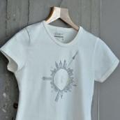 "Camiseta ecológica ""Planeta Madrid"""